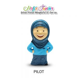 hafizah junior pilot