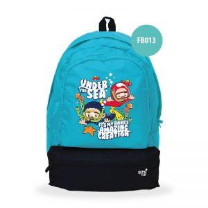 jual tas bayi FB013_firstbackpack_under_the_sea_its_my_rabbs_amazing_creation