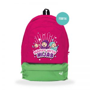 jual tas ransel bayi FB016_firstbackpack_happy_with_hijab