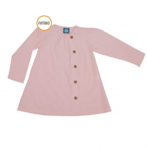 jual tunik anak FAT003_TUNIK-BASIC-LIGHT-PEACH