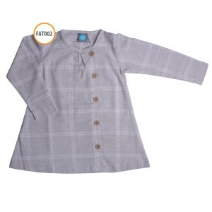 tunik balita FAT002_TUNIK-BASIC-MISTY-GREY
