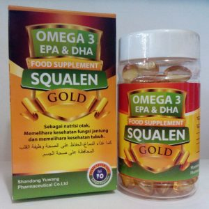 jual omega 3 epa & dha food supplement