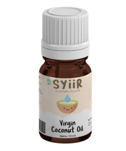 VCO (Virgin Coconut Oil) Syiir Carrier Oil