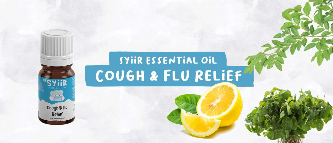 Syiir Essential Oil Cough and Flu Relief