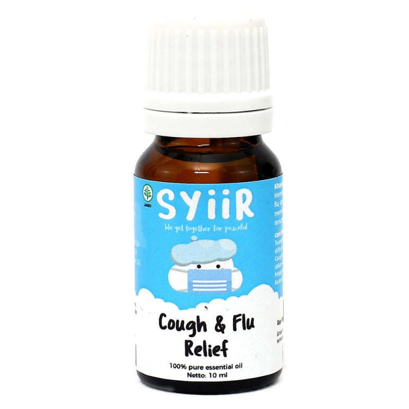 Jual Cough and Flu Relief Syiir Essential Oil